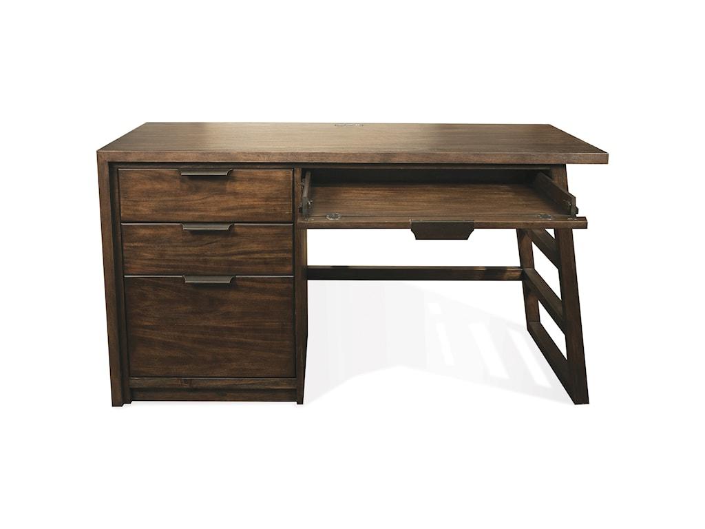 Riverside Furniture PerspectivesSingle Pedestal Desk