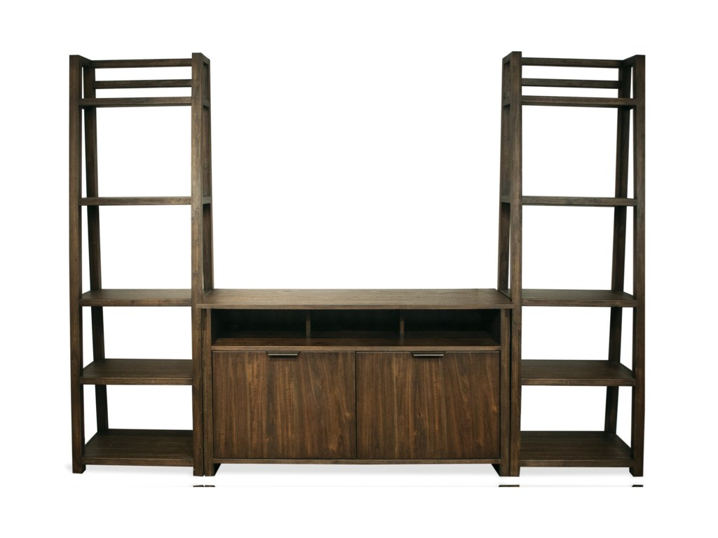 Riverside Furniture PerspectivesEntertainment Wall Unit