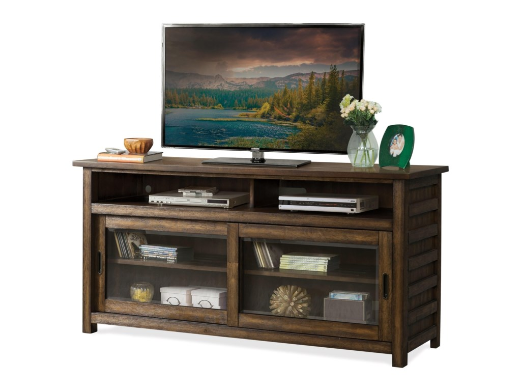 Riverside Furniture Perspectives64-In TV Console