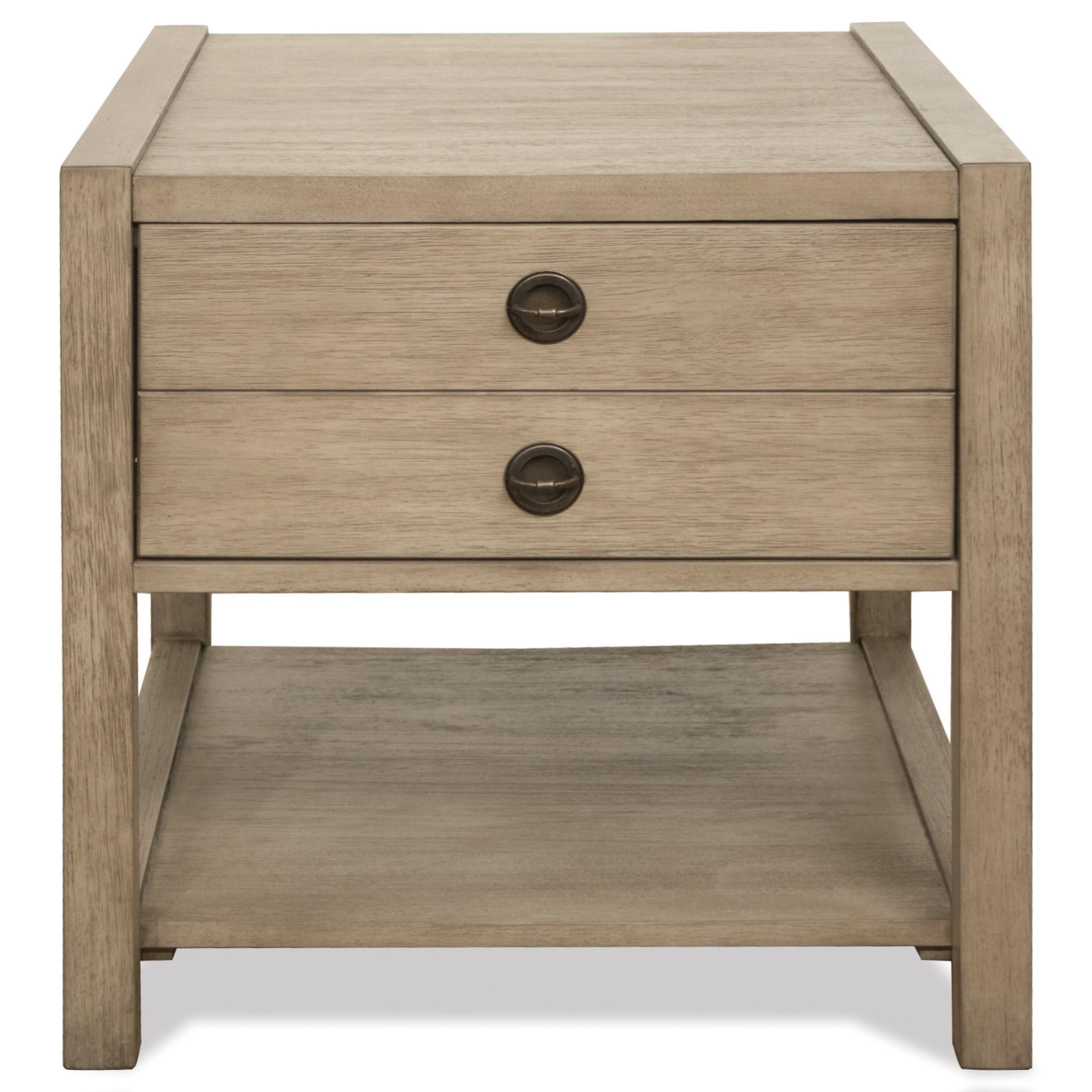 Riverside Furniture PerspectivesEnd Table ...
