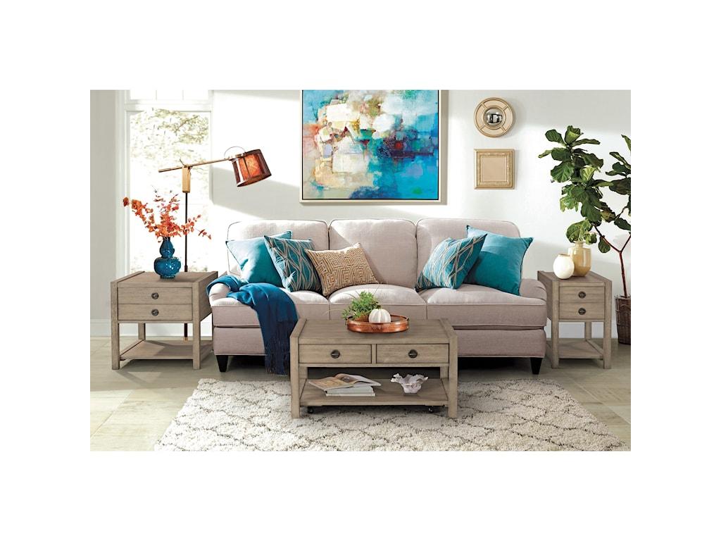 Riverside Furniture PerspectivesChairside Table