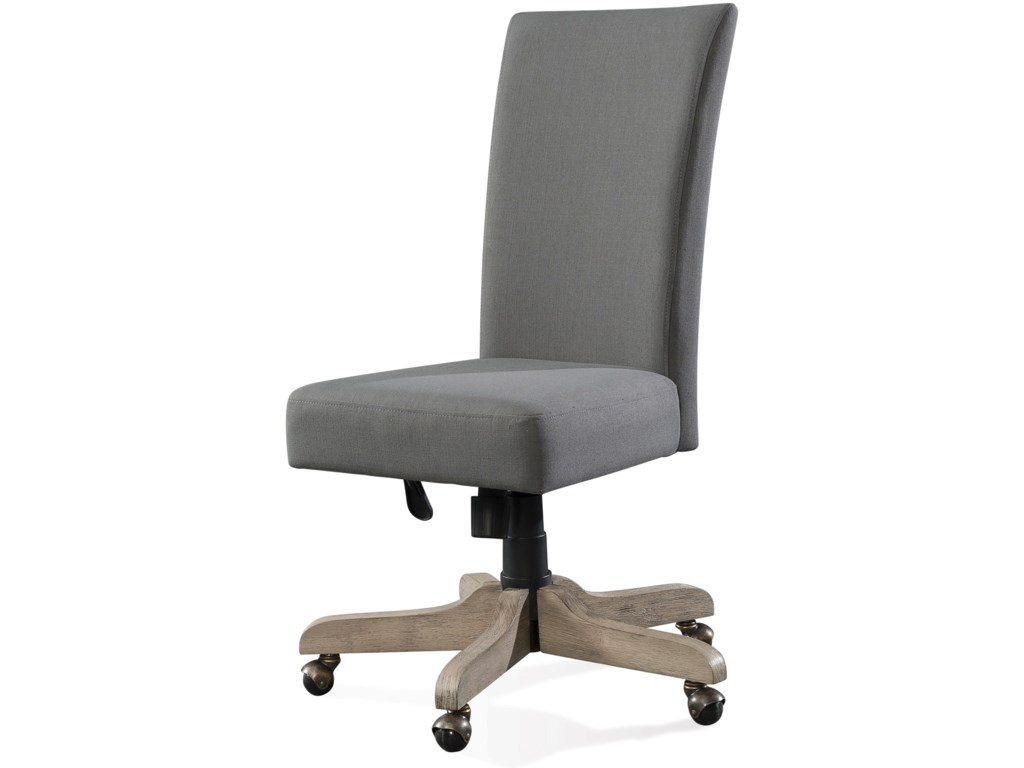 Riverside Furniture PerspectivesUpholstered Back Desk Chair