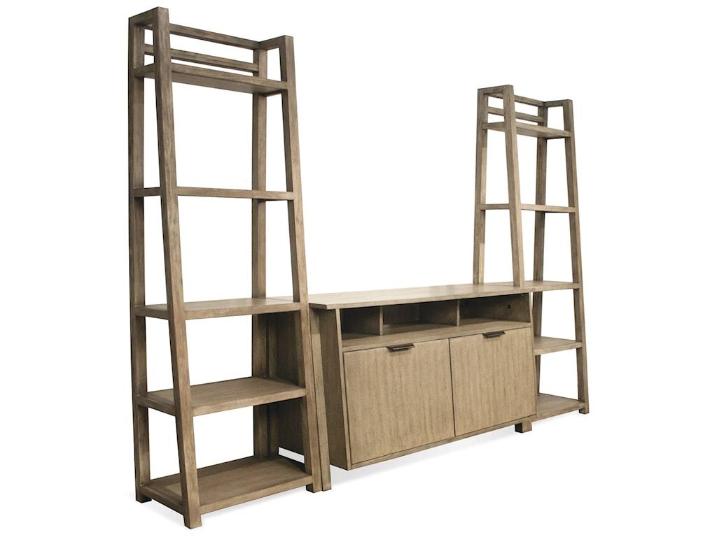 Riverside Furniture PerspectivesEntertainment Wall Unit