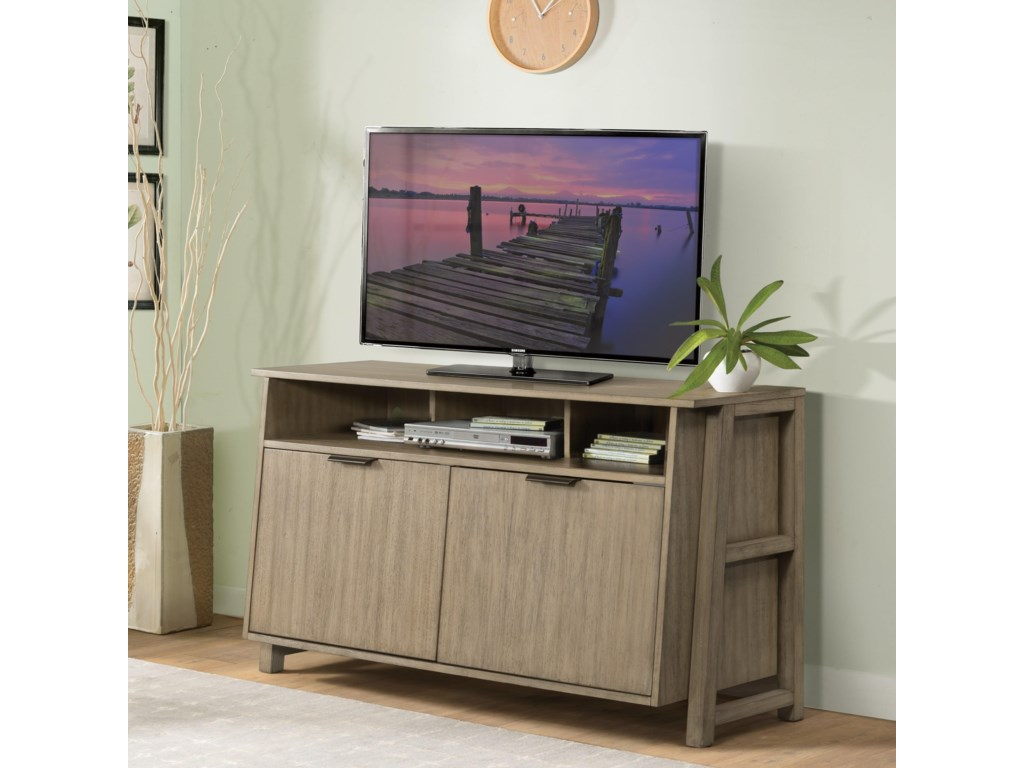 Riverside Furniture PerspectivesEntertainment Console