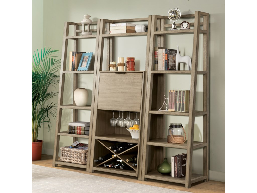 Riverside Furniture PerspectivesBar Cabinet