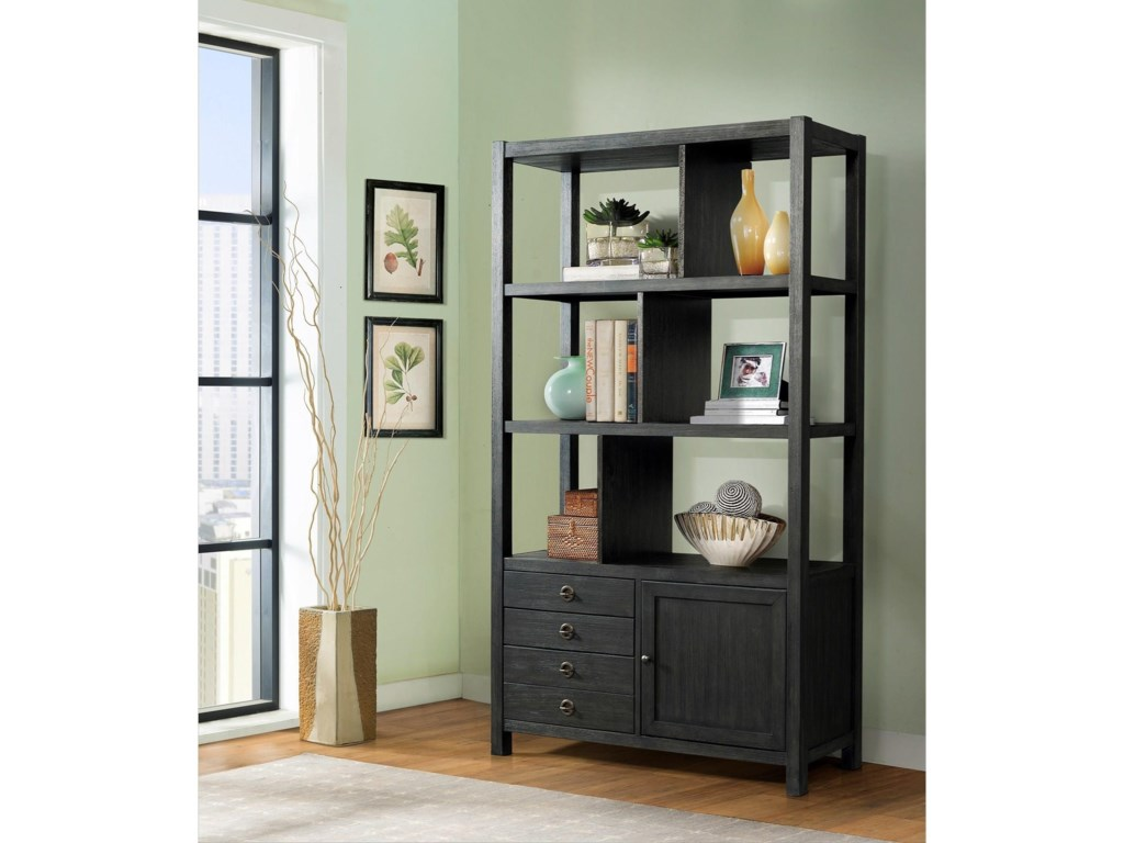 Riverside Furniture PerspectivesBookcase Etagere
