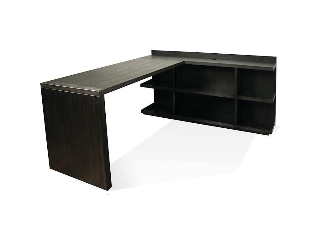 Riverside Furniture PerspectivesL Shape Desk