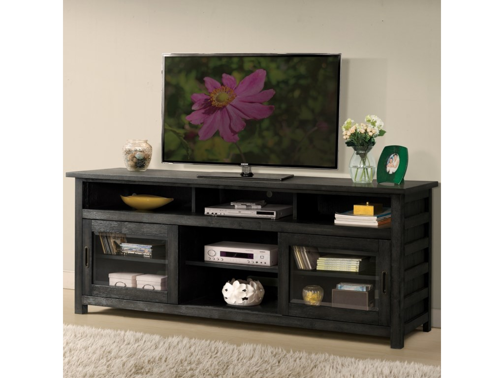 Riverside Furniture Perspectives74-In TV Console