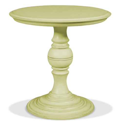 Riverside Furniture Placid Cove Round End Table