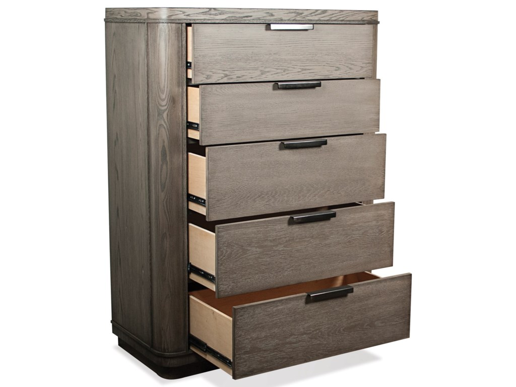 Riverside Furniture Precision5 Drawer Chest