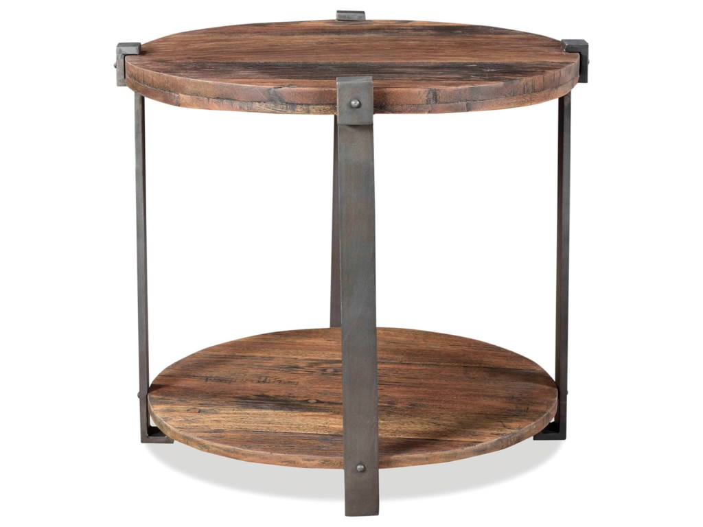 Riverside Furniture QuintonRound Side Table