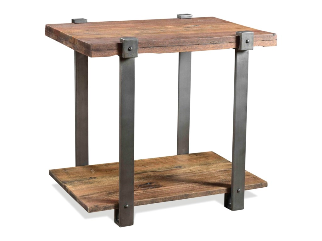 Riverside Furniture QuintonRectangular Side Table