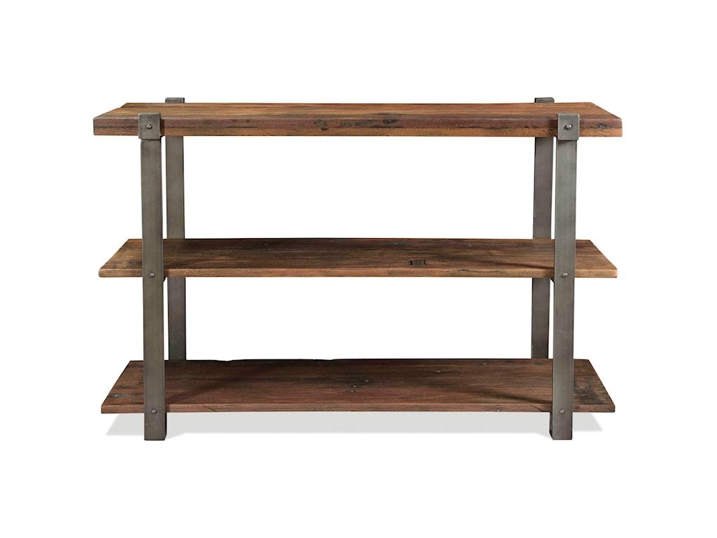 Riverside Furniture QuintonConsole Table