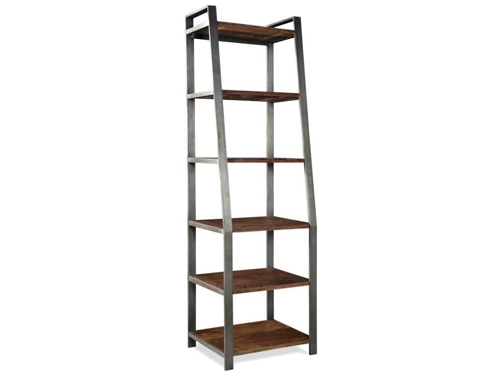 Riverside Furniture QuintonPier Shelving