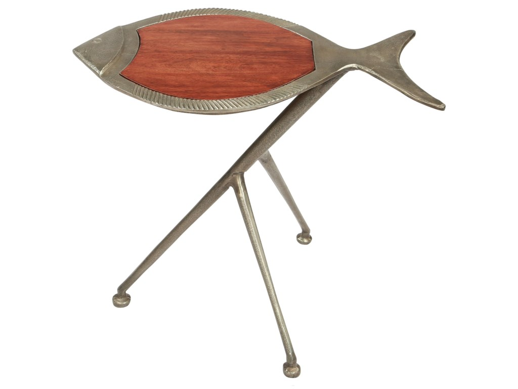 Riverside Furniture RaquelFish Table