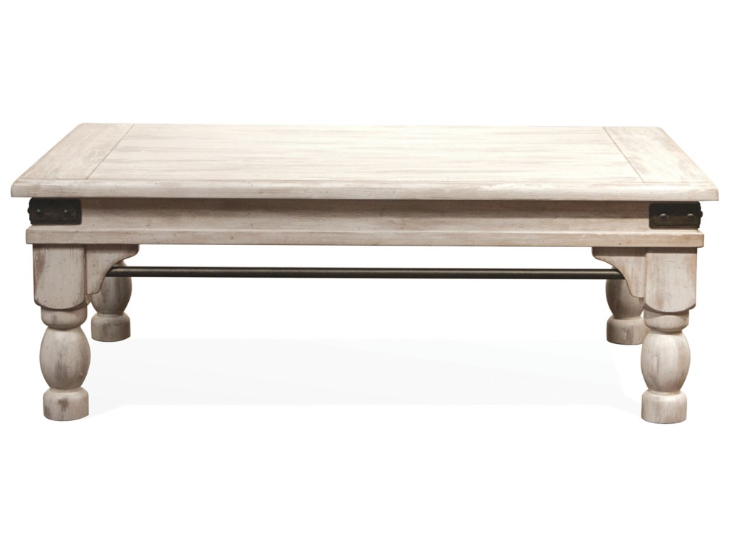 Riverside Furniture ReganCoffee Table