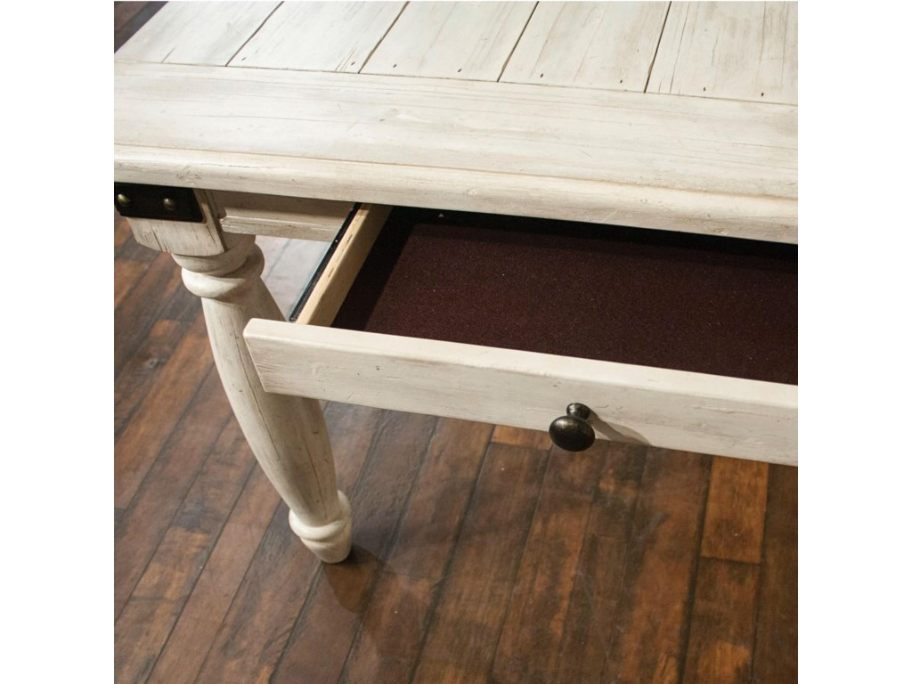 Riverside Furniture ReganRectangle Dining Table