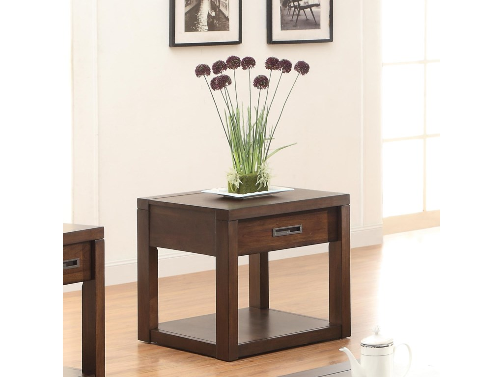 Riverside Furniture RiataEnd Table