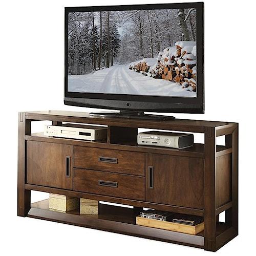 Riverside Furniture Riata Contemporary 60-IN TV Console