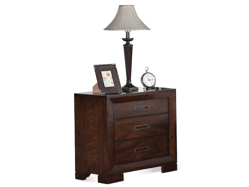 Riverside Furniture Riata3-Drawer Nightstand