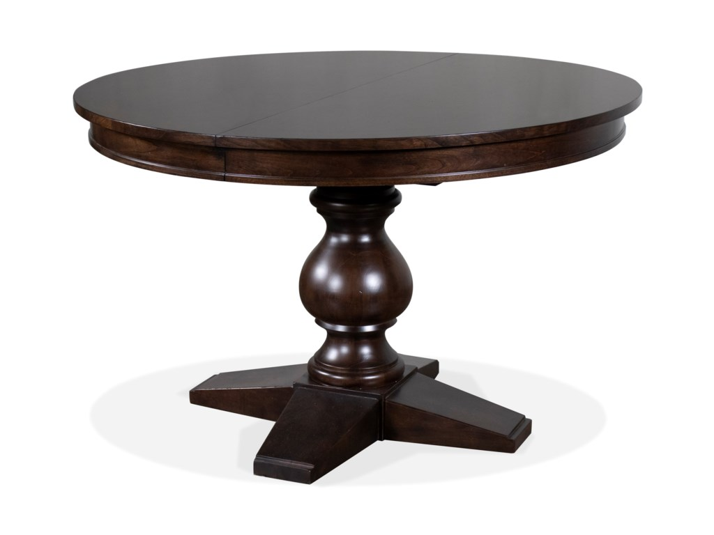 Riverside Furniture Rosemoor5-Piece Round Dining Table Set