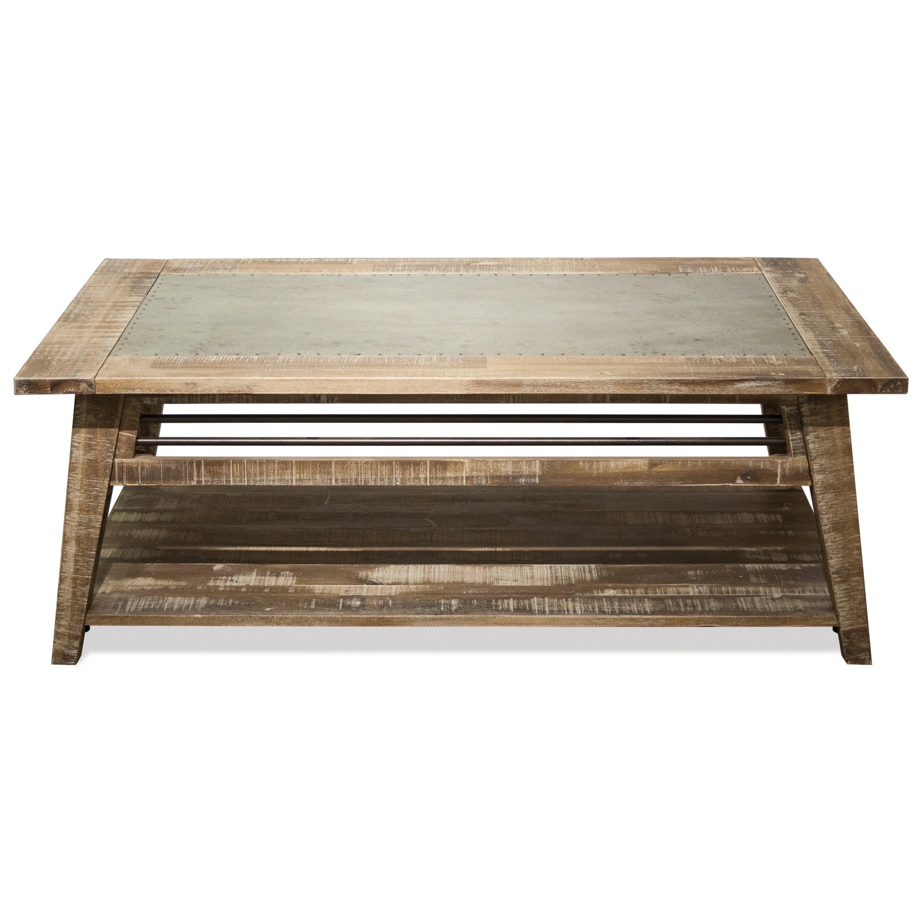 Etonnant Riverside Furniture RowanCoffee Table ...