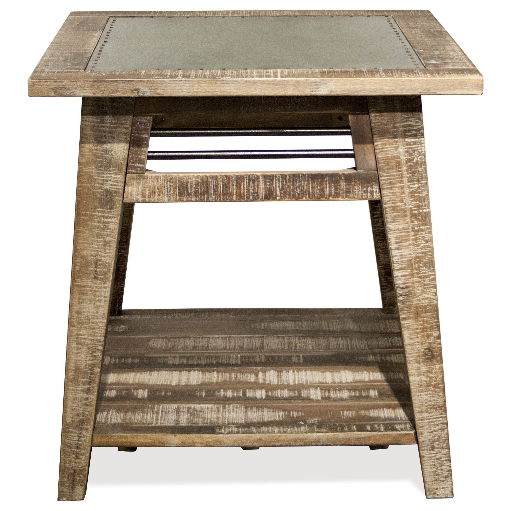 Riverside Furniture RowanSide Table ...