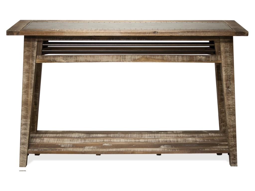 Riverside Furniture RowanSofa Table