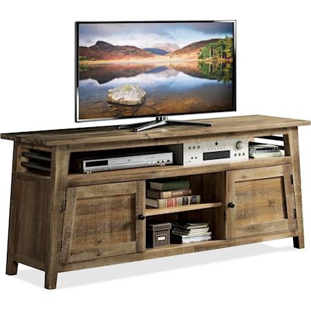 66-Inch TV Console