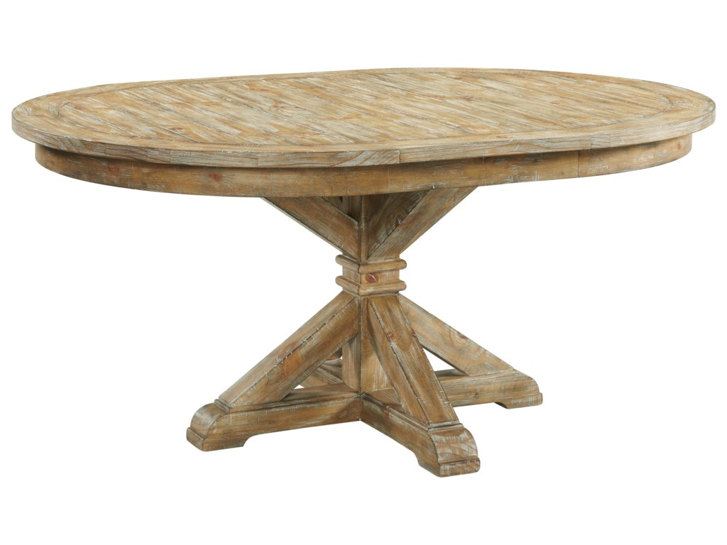 Riverside Furniture SonoraRound Dining Table