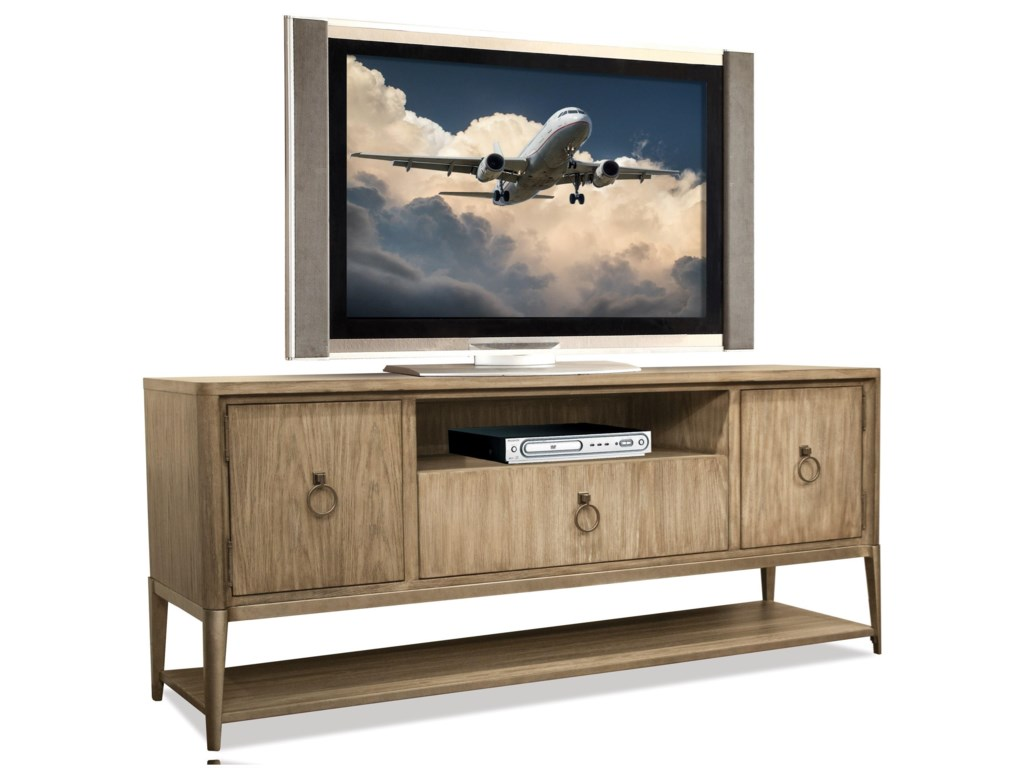 Riverside Furniture Sophie 50340 Entertainment Console with Ring ...