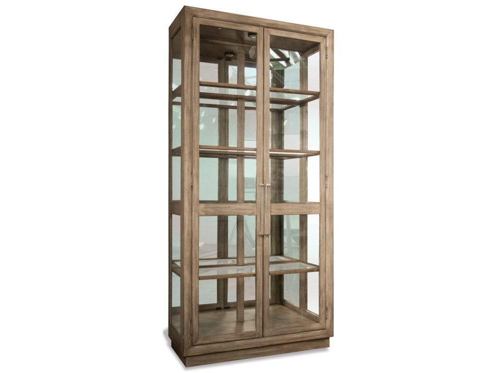 Riverside Furniture SophieDisplay Cabinet