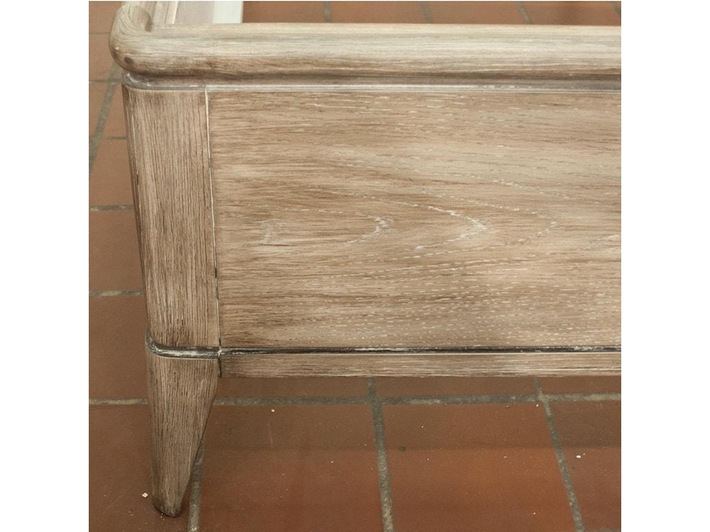 Riverside Furniture SophieCalifornia King Upholstered Panel Bed