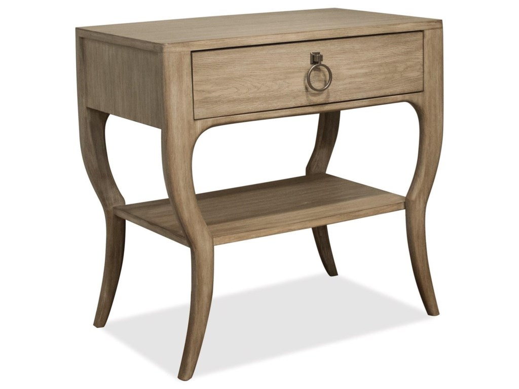 Riverside Furniture SophieAccent Nightstand