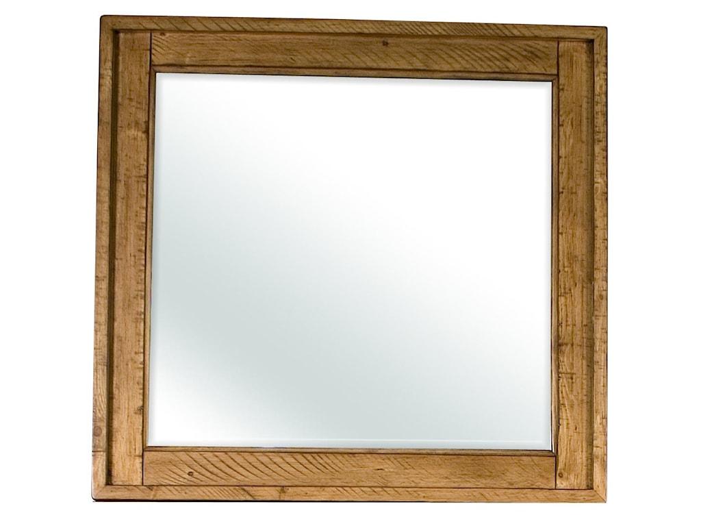 Landscape Mirror Shown