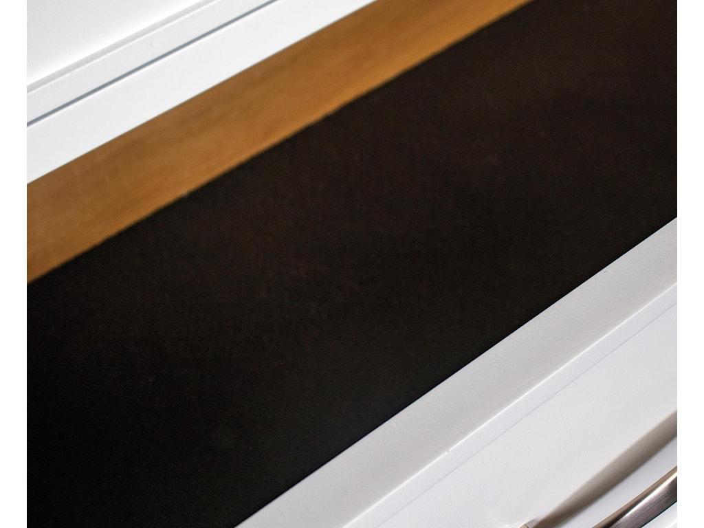 Riverside Furniture Talford Cotton5-Drawer Chest