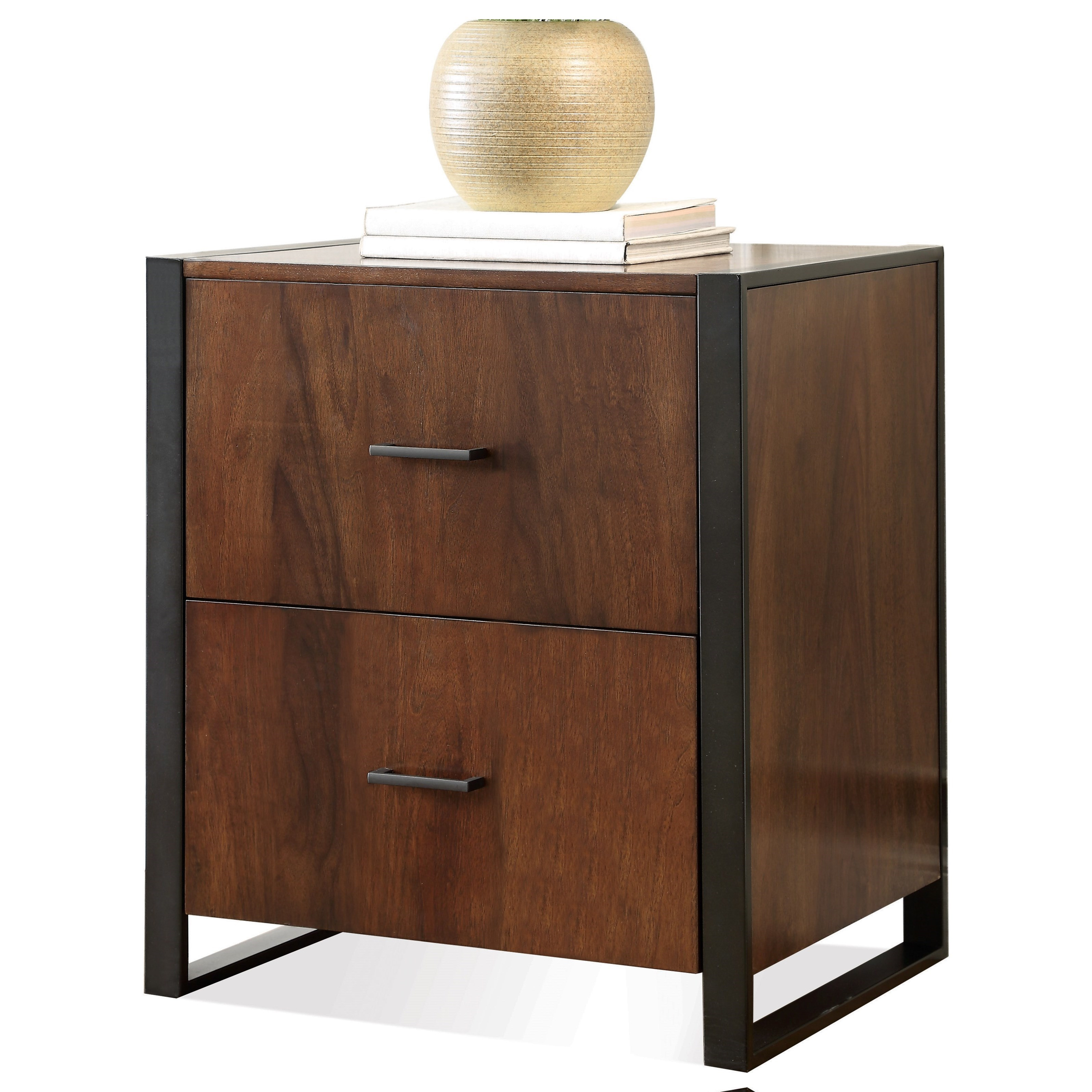 Riverside Furniture Terra Vista 2 Drawer File Cabinet