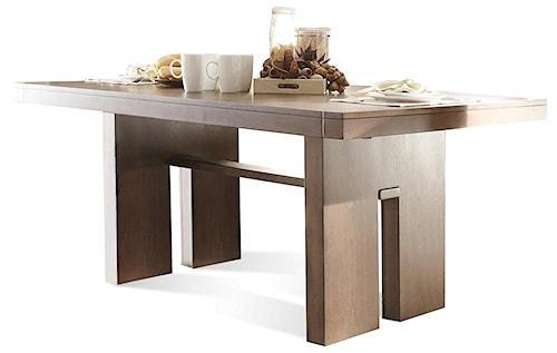 Riverside Furniture Terra Vista Extension Dining Table