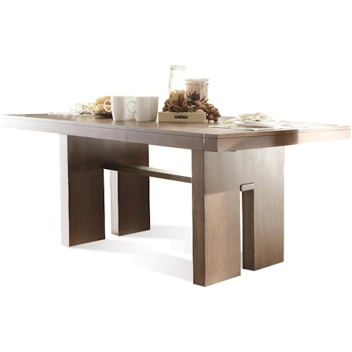 Riverside Furniture Terra Vista Extension Dining Table