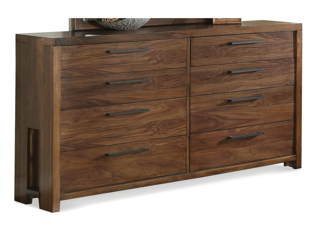 Riverside Furniture Terra VistaEight Drawer Dresser
