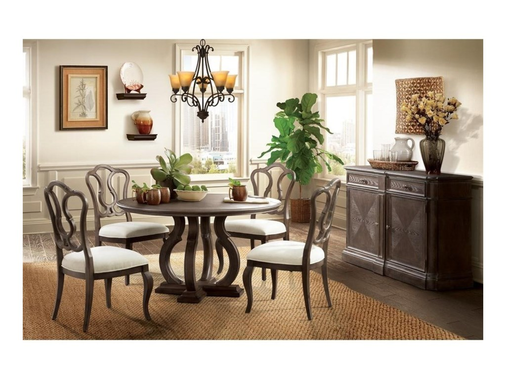 Riverside Furniture VeronaCasual Dining Room Group