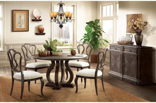 Riverside Furniture Verona Casual Dining Room Group