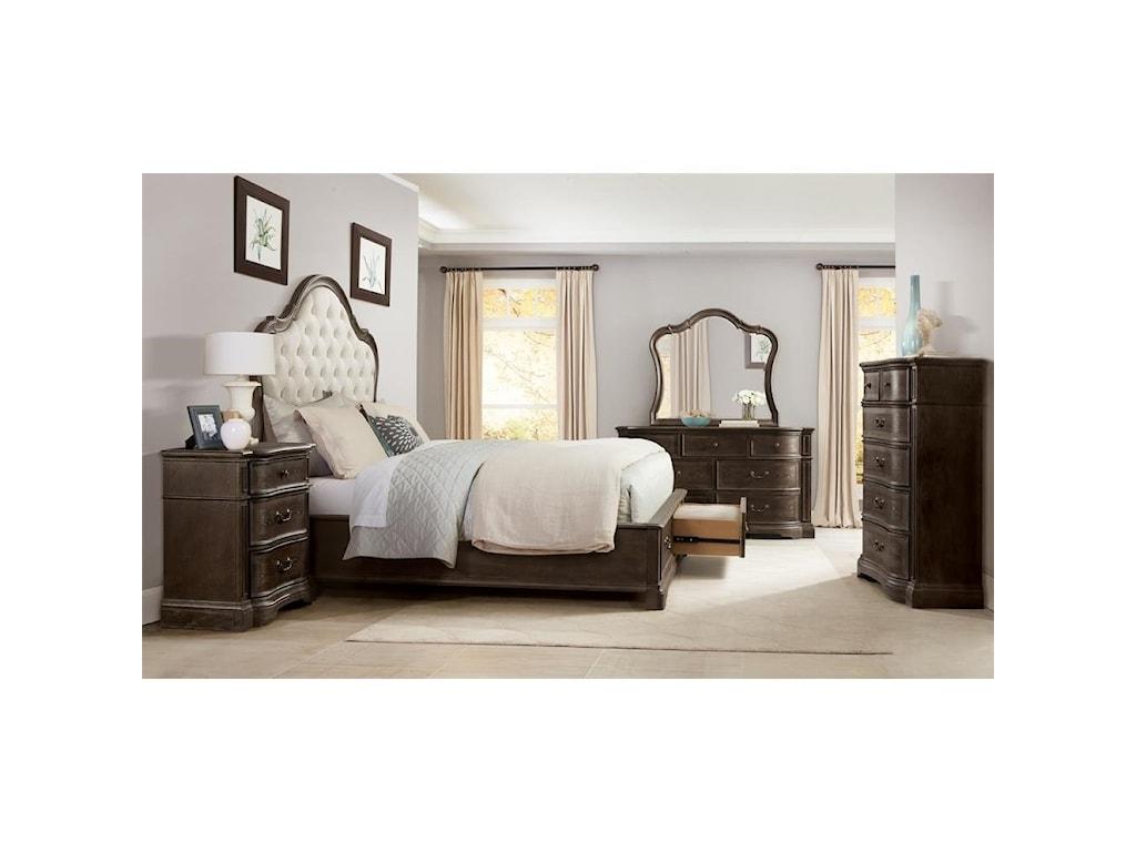 Riverside Furniture VeronaCalifornia King Bedroom Group