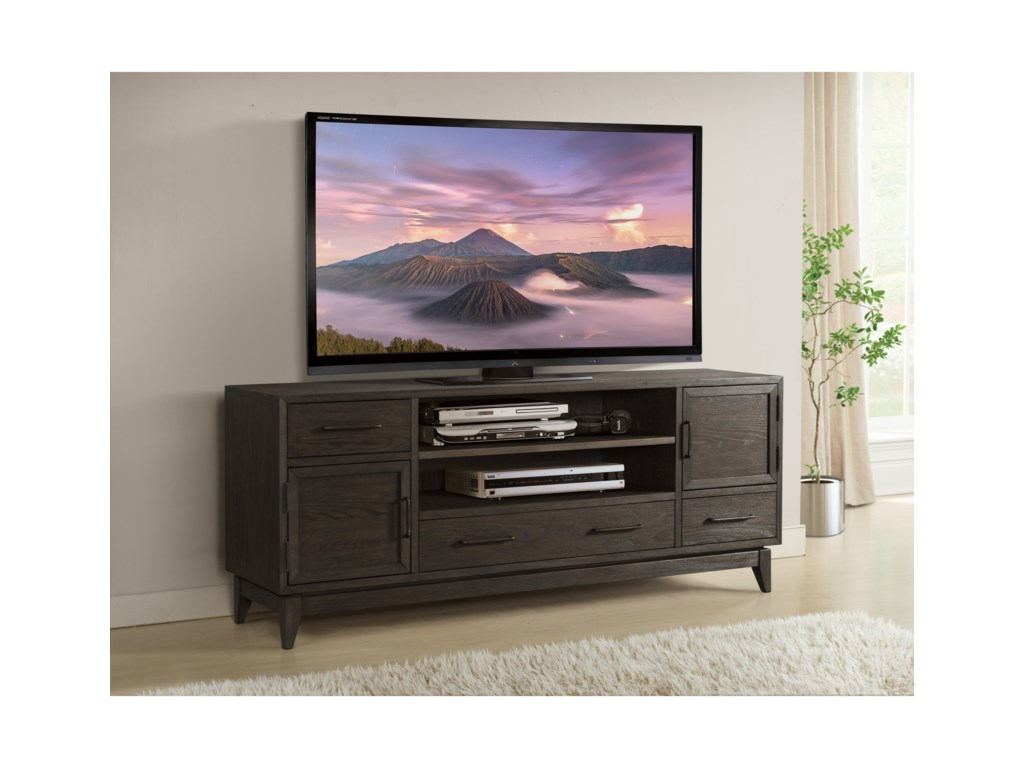 Riverside Furniture Vogue74-In TV Console