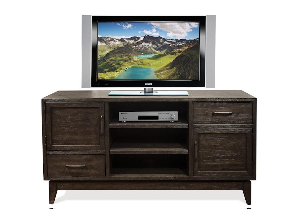 Riverside Furniture Vogue54-In TV Console