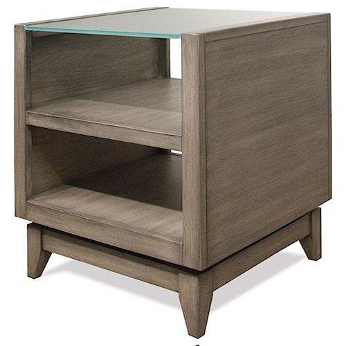 Riverside Furniture Vogue End Table