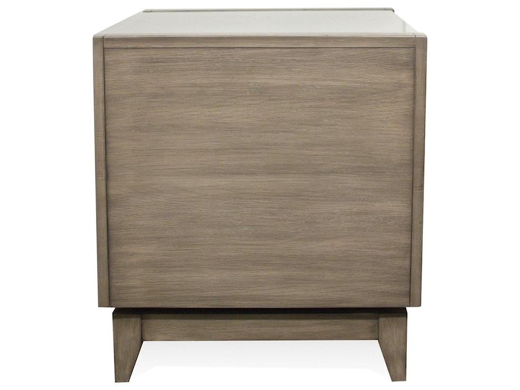 Riverside Furniture VogueEnd Table