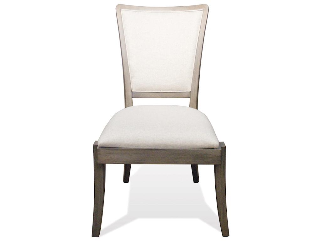 Riverside Furniture VogueUpholstered Side Chair