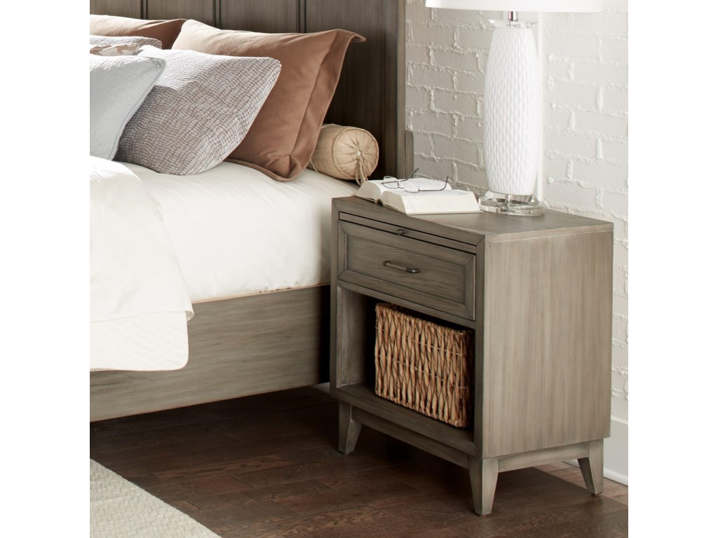 Riverside Furniture Vogue1 Drawer Nightstand