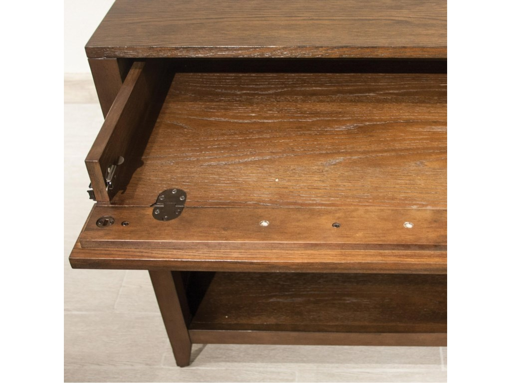 Riverside Furniture VogueComputer Credenza